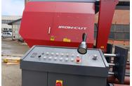 IRON-CUT CH-1000 (g42100) колонный полуавтоматический ленточнопильный станок IRON-CUT Полуавтоматические Ленточнопильные станки