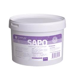 Complex Sapo 1,2кг, паста чистящая для рук Vortex Автохимия Автомойка
