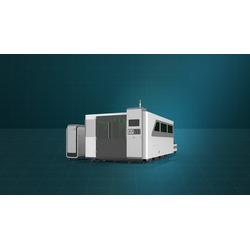 Gweike HIGH POWER/8000W G SERIES Оптоволоконный лазерный резак с защитной кабиной и сменным палетами Gweike Станки лазерной резки Станки по металлу