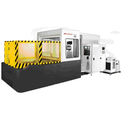 MH 630 Горизонтально-фрезерный станок с ЧПУ со сменными палетами Китайские фабрики Станки с ЧПУ Фрезерные станки