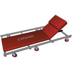Сорокин 24.110 Лежак ремонтный с подъёмом Standart Сорокин Мебель металлическая Сервисное оборудование
