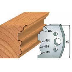 Комплекты ножей и ограничителей серии 690/691 #515 CMT Ножи и ограничители для фрез 50 мм Ножи