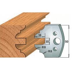 Комплекты ножей и ограничителей серии 690/691 #523 CMT Ножи и ограничители для фрез 50 мм Ножи