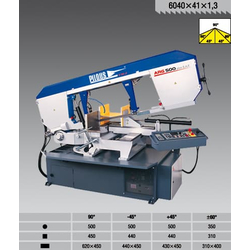 Pilous ARG 500 Plus S.A.F. Станок ленточнопильный Pilous Полуавтоматические Ленточнопильные станки
